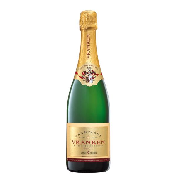 Champagne brut, Vranken (75 cl)