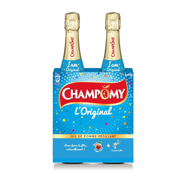 Champomy LOT DE 2 (2 x 75 cl)