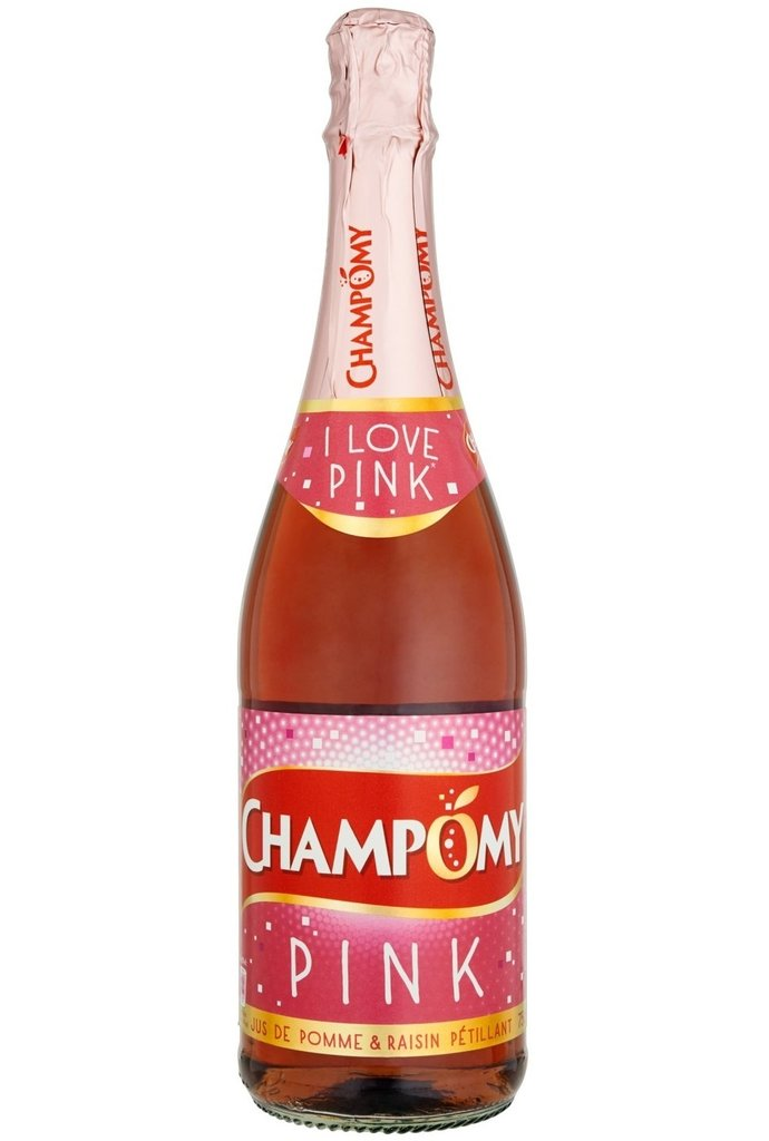 Champomy Pink Pomme Raisin, Champomy (75 cl)