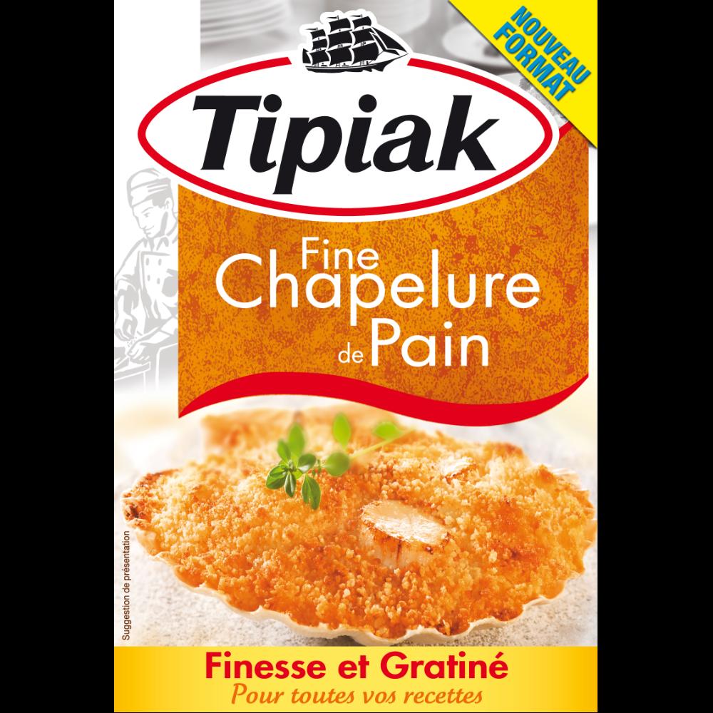 Chapelure de pain fine, Tipiak (275 g)