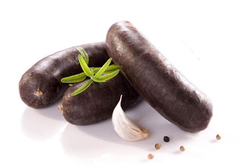 Boudin noir aux pommes, Hardouin (x 2)