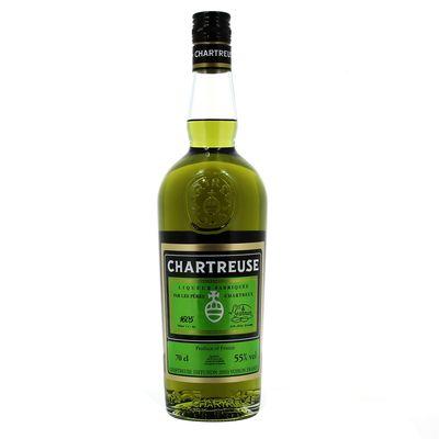 Chartreuse verte (70 cl)
