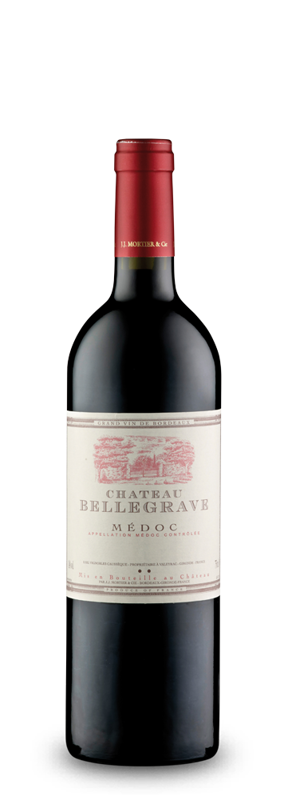Château Bellegrave Medoc Cru Bourgeois 2012 (75 cl)