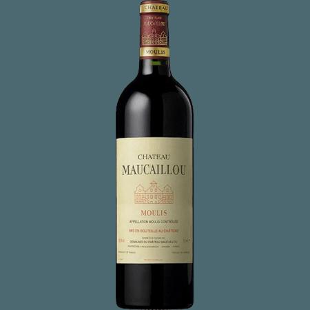 Moulis Chateau Maucaillou 2014 (75 cl)