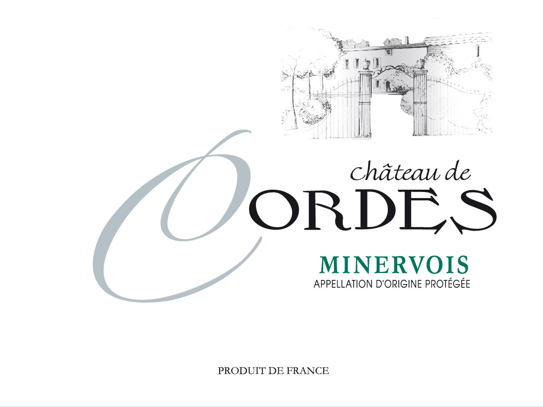 Chateau de Cordes Minervois blanc 2015