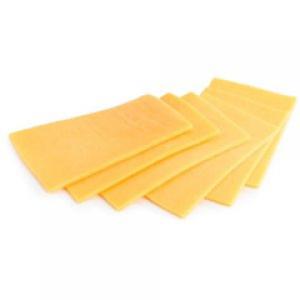 Cheddar en tranches (x 4, environ 60 g)
