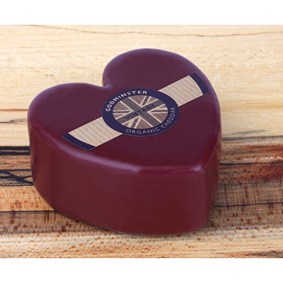 Cheddar Heart, Wyke Farms Wyke (200 g)