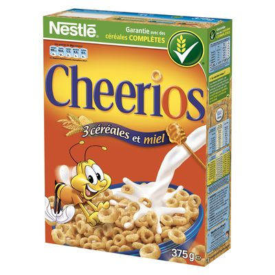 Céréales Cheerios Nestlé (375 g)