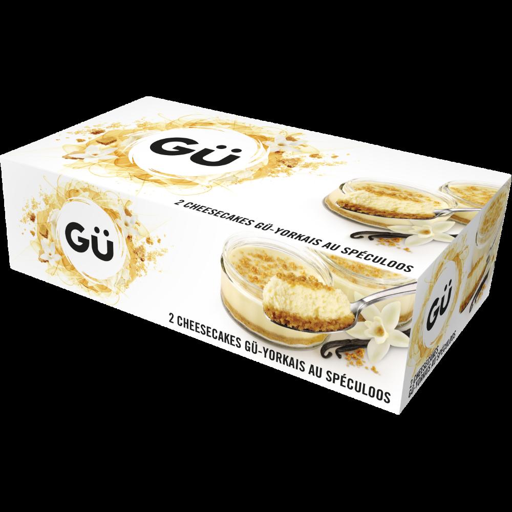 Cheesecake au speculoos, Gü (2 x 80 g)