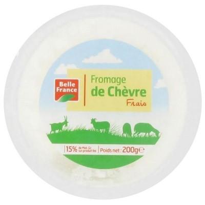 Fromage de chèvre frais, Belle France (200 g)