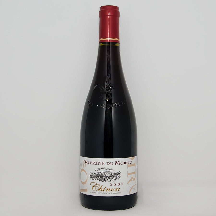 Chinon Domaine du Morilly 2014 (75 cl)