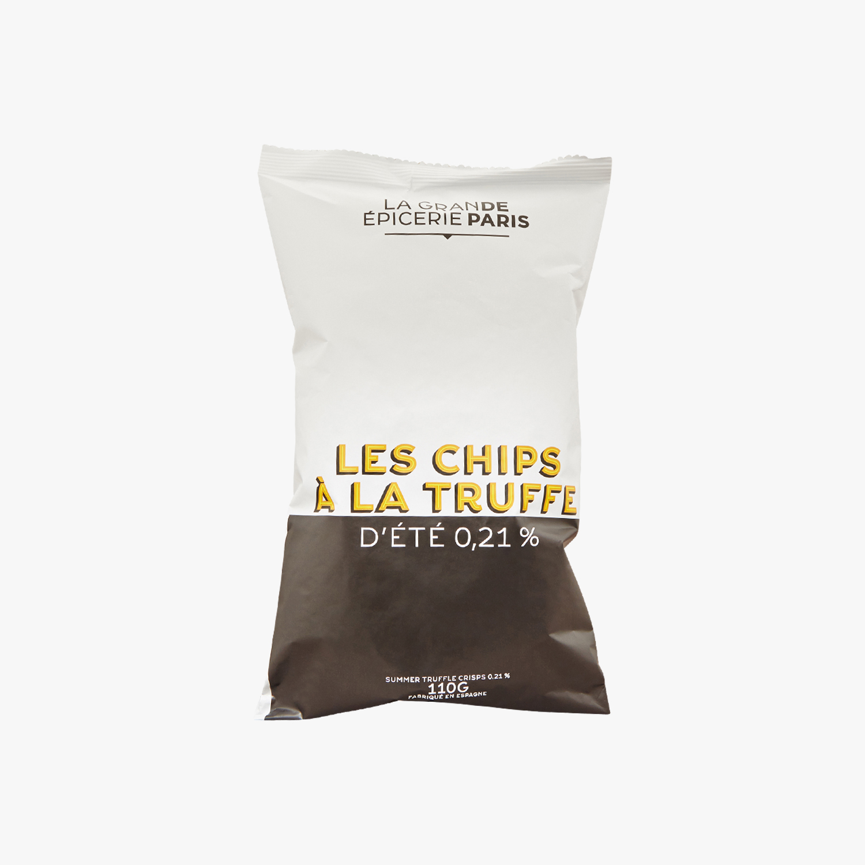 Chips à la truffe, La Grande Epicerie de Paris (110 g)