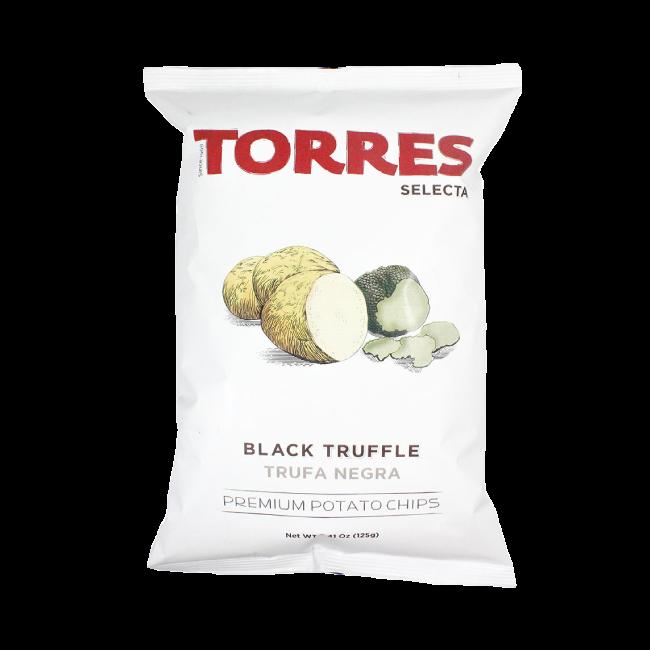 Chips à la Truffe noire, Bellota-Bellota (125 g)