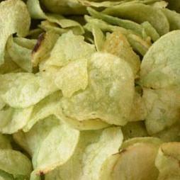 Chips saveur wasabi, Ohyo! (60 g)