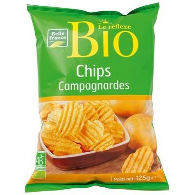 Chips campagnarde BIO, Belle France (125 g)