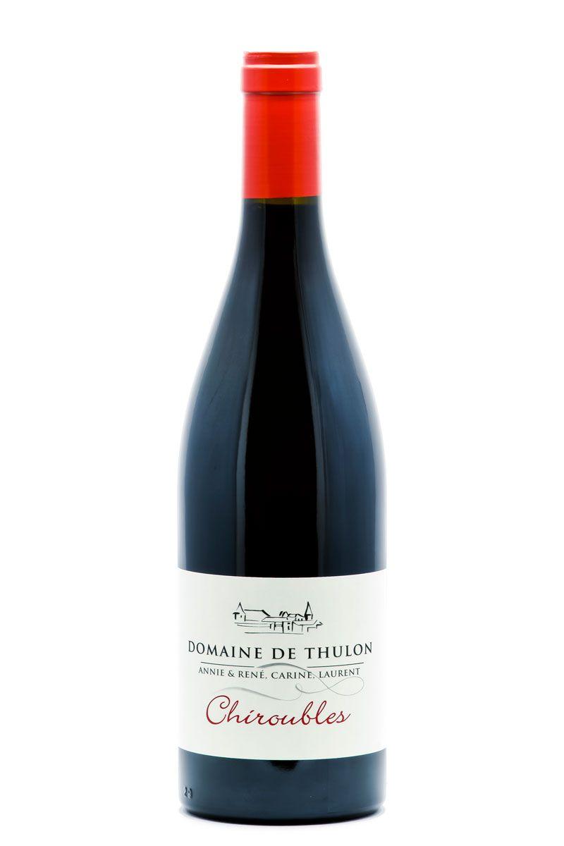 Chiroubles - 2018 - AOP Beaujolais Villages Domaine de Thulon (75 cl)