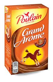 Chocolat en poudre grand arôme, Poulain (250 g)