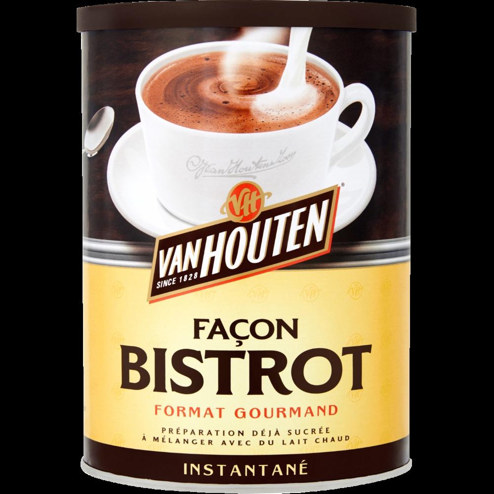 Cacao façon bistrot, Van Houten (425 g)
