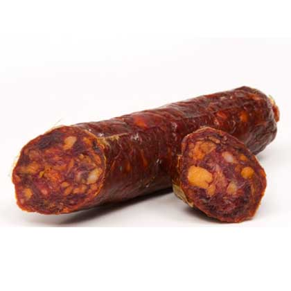 Chorizo ibérique Beher (environ 1 kg)