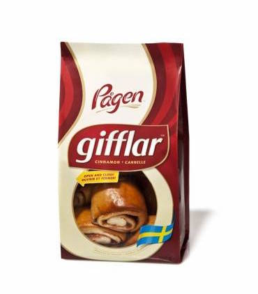 Cinnamon rolls Gifflar, Pagen (260 g)