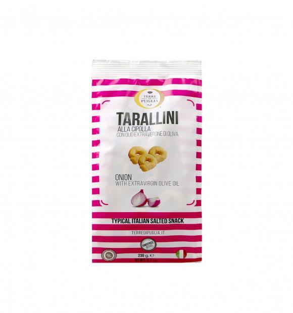 Tarallini oignon, Millerighe (230 g)