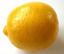 Citron bergamote BIO
