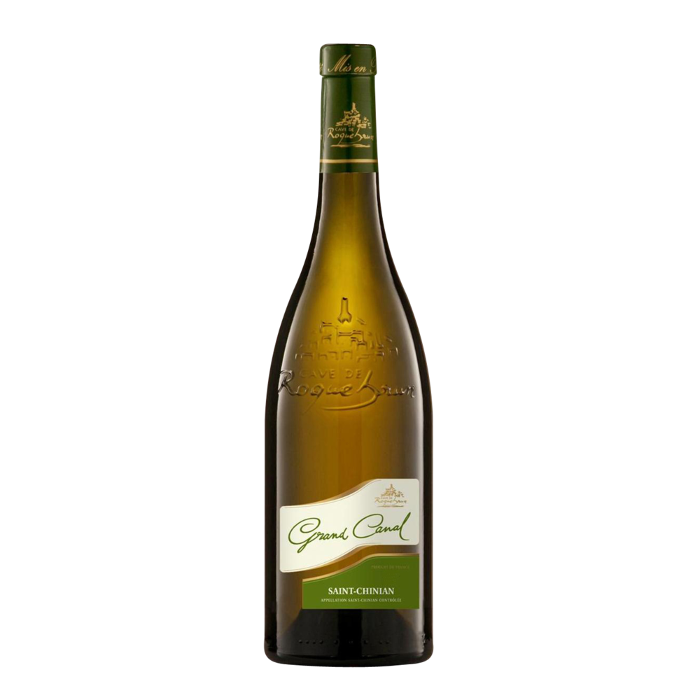 Saint-Chinian AOP blanc Grand Canal 2018  (75 cl)
