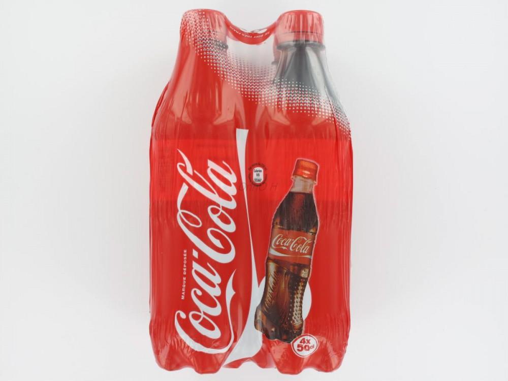 Coca-Cola (4 x 50 cl)