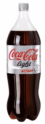Coca-cola Light (1,5 L) - Livré frais