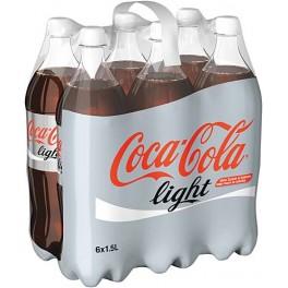 Coca-cola Light (6 x 1,5 l)