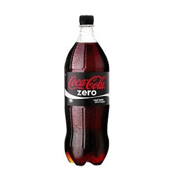 Coca-Cola Zéro (1 L)