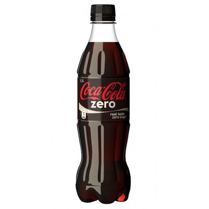 Coca-Cola Zéro (50 cl)