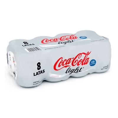 Coca-Cola Light (8 x 33 cl)