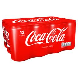 Pack de Coca-Cola (8 x 15 cl)