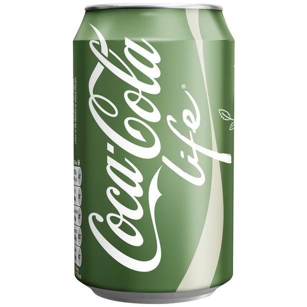 Coca-Cola Life (33 cl)
