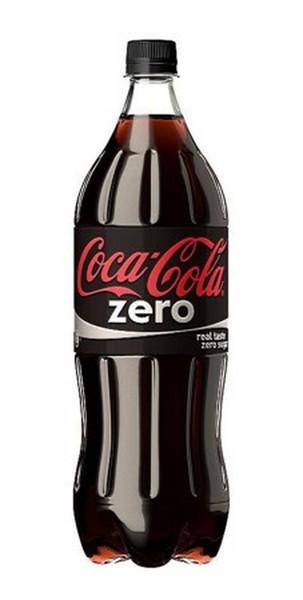 Coca-Cola Zero (1.5 L) - Livré frais
