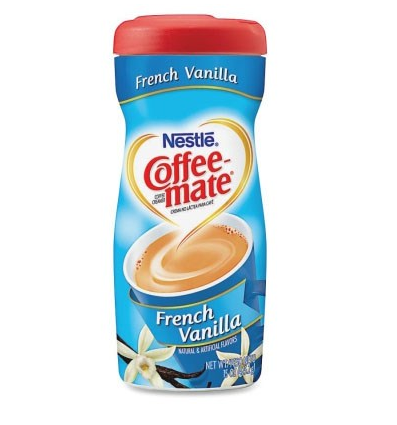 Coffee mate vanille, Nestlé (425 g)