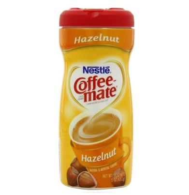 Coffee mate noisettes, Nestlé (425 g)