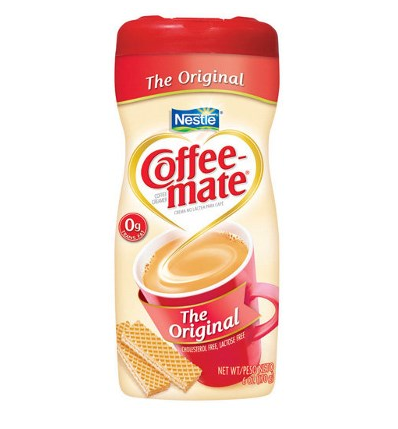 Coffee mate Original, Nestlé (312 g)