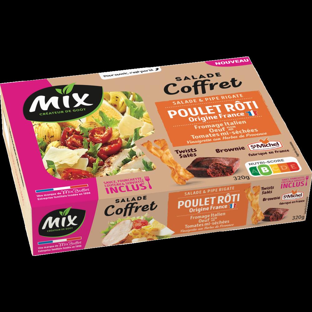 Salade poulet rôti pipe rigate, Mix Buffet (320 g)