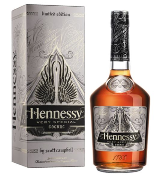 Cognac Hennessy VS 40° (70 cl)