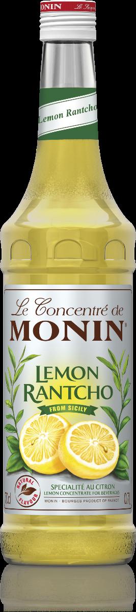 Concentré Rantcho Citron, Monin (70 cl)