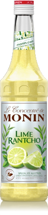 Concentré Rantcho Citron Vert, Monin (70 cl)