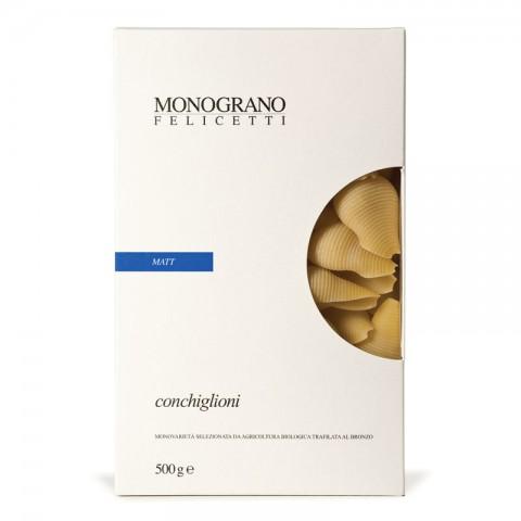 Conchiglioni BIO - Matt, Felicetti (500 g)