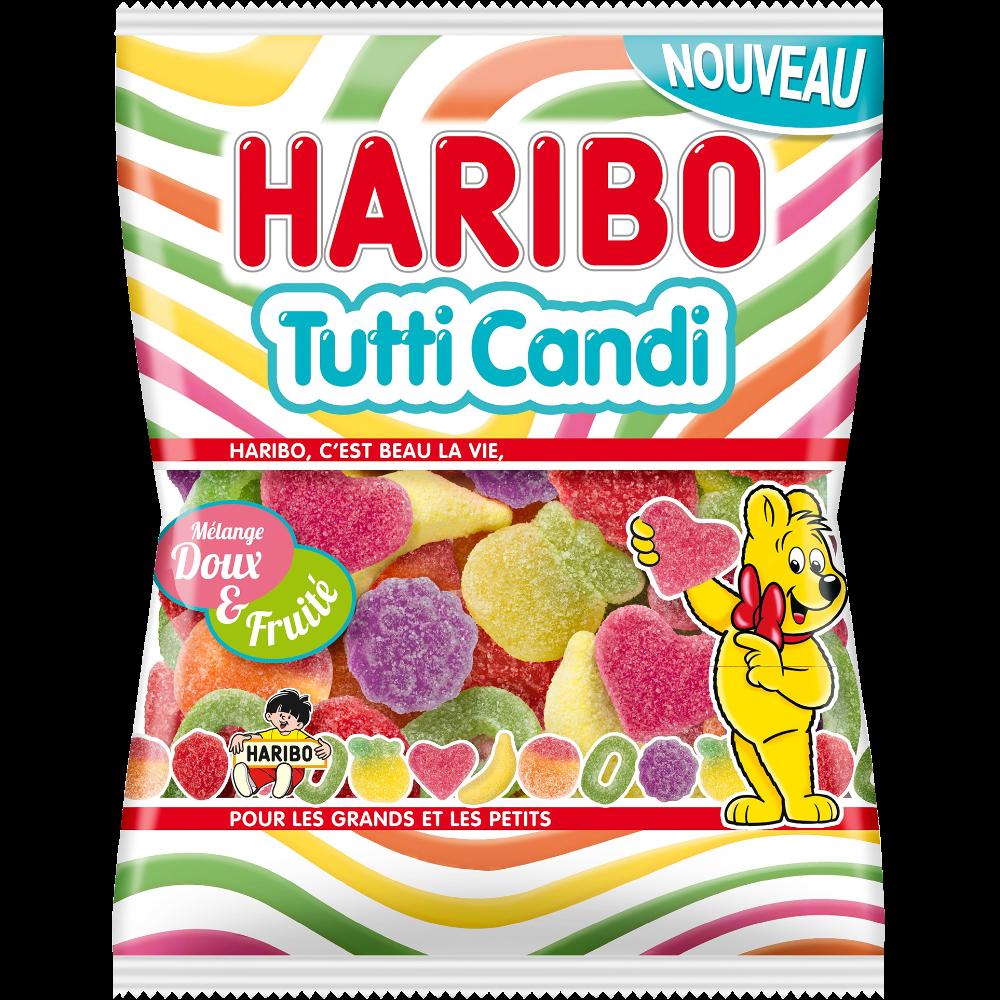 Bonbons tutti candi, Haribo (250 g)