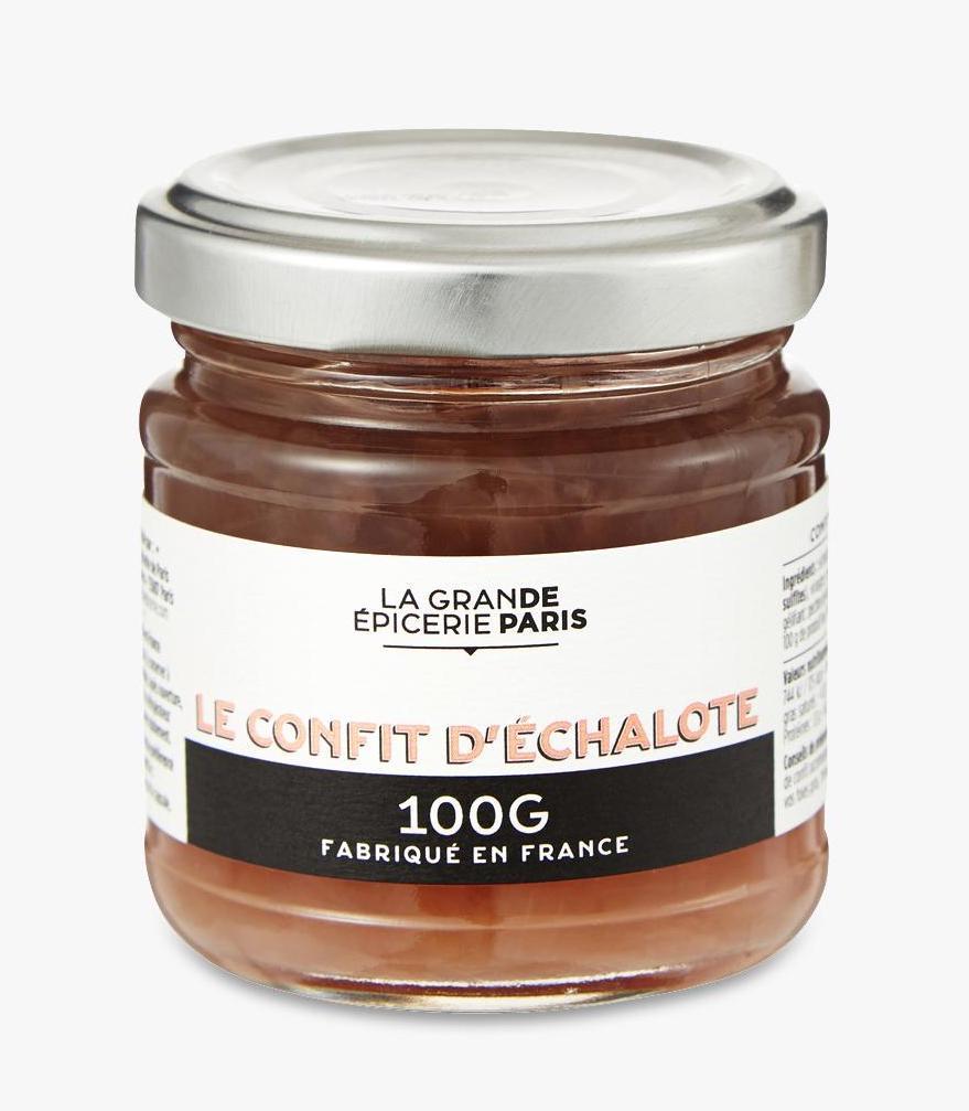 Confit d'échalote, La Grande Epicerie de Paris (100 g)