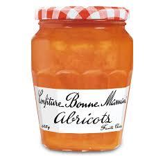 Confiture d'abricots, Bonne Maman (680 g)