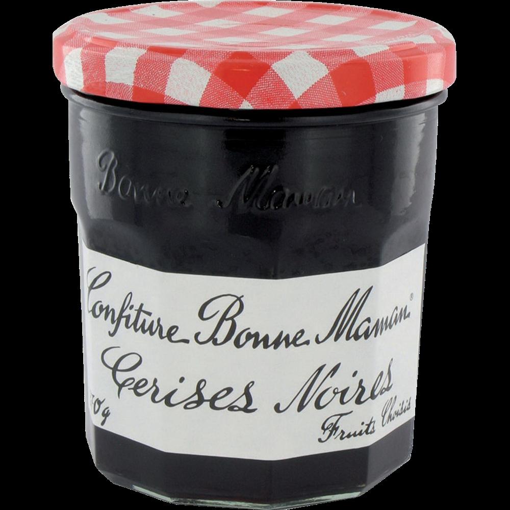 Confiture de cerises noires, Bonne Maman (370 g)