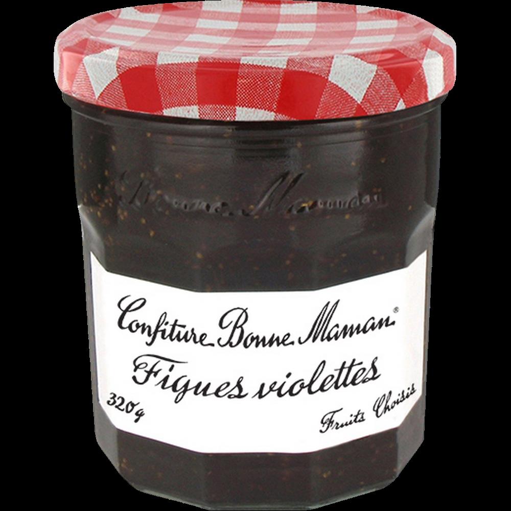 Confiture de figues violettes, Bonne Maman (320 g)