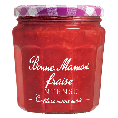 Confiture de fraise intense, Bonne Maman (335 g)